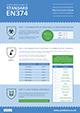 Inforgraphic for the EN374 Standard